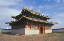 2 karakorum Монголия Стоковая Фотография RF