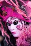 2 karneval venice Royaltyfri Foto