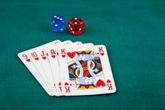 2 kart bawić się Obraz Stock