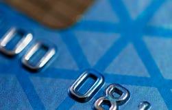 2 kart kredyt Obrazy Stock