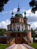 2 katedralnego stary Obrazy Royalty Free