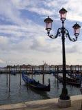 2 kawałków kanałowy Włoch Wenecji obrazy stock