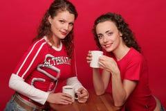 2 kawa Zdjęcie Royalty Free