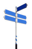 2 kierunku Zdjęcie Royalty Free