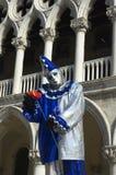 2 klaun Obrazy Royalty Free
