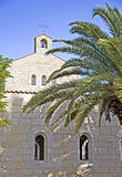 2 kościół heptapegon Zdjęcia Royalty Free