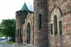 2 kościoła Zdjęcie Stock