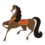 2 koń Obrazy Royalty Free