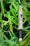 2 komarnic rękojeści prącie Zdjęcia Stock
