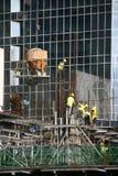 2 konstrukcja budynku. fotografia royalty free