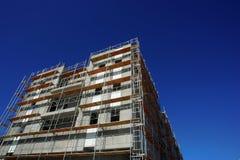 2 konstrukcja budynku. zdjęcia royalty free