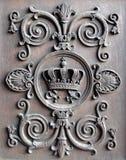 2 królewskiej korony Zdjęcie Stock