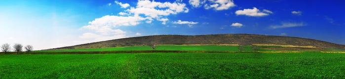 2 krajobrazowego panoramiczny Obrazy Stock