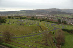 2 krajobrazu Scotland Obrazy Royalty Free