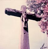 2 krzyż Obrazy Stock