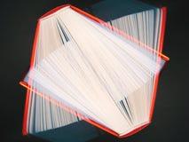 2 książka abstraktów Fotografia Royalty Free