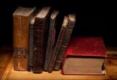 2 książkowego stary Obraz Stock