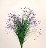 2 kwiat Obraz Royalty Free