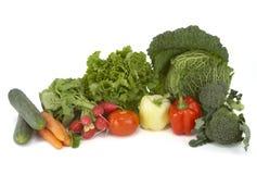 2 légumes photos libres de droits