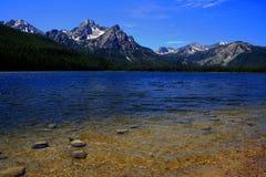 2 lake stanley royaltyfria bilder