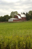 2 lantgård tennessee Arkivfoto
