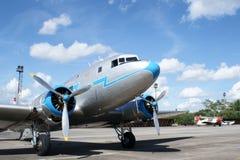 2 li samolotowy dziejowy lisunov Fotografia Stock