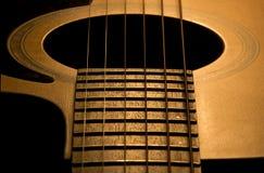 2 linjer musik Fotografering för Bildbyråer