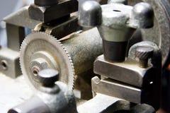 2 locksmiths maszyna zdjęcia royalty free
