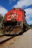 2 lokomotywa Obrazy Stock