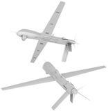 2 lotniczy juczny bezpilotowy pojazd Zdjęcia Royalty Free