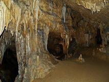 2 luray caverns royaltyfri fotografi