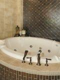 2 lyx för 3 badrum Royaltyfria Bilder