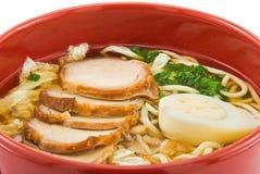 2 macaroni σούπα Στοκ Φωτογραφίες