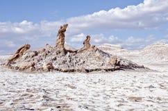 2 marys moon dolinę trzy Fotografia Stock