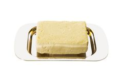 2 masła zdjęcia stock