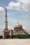 2 masjid putrajaya Arkivbild