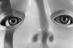 2 maska Fotografia Stock