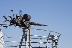 2 maszyna broni Fotografia Royalty Free