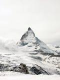 2 matterhorn Швейцария стоковые фотографии rf