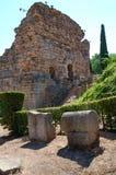 2 Merida ruin obraz royalty free
