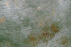 2 metali zrudziała tekstura Obrazy Stock