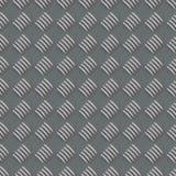 2 metalowe płytki tekstury Obrazy Royalty Free