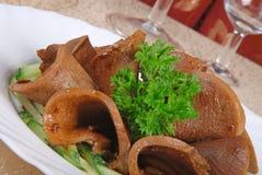 2 mięsnej rolki Zdjęcie Royalty Free