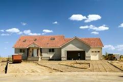 2 mieszkaniowa budowlanych Zdjęcie Stock