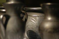 2 miski wytworzone ręcznie Romania Zdjęcie Royalty Free