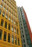 2 moderna london Fotografering för Bildbyråer