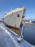 2 mol statek Obrazy Stock