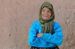2 moroccan folk Royaltyfri Foto