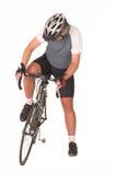2 na rowerze Obrazy Royalty Free