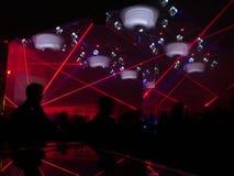 2 nightclub Στοκ Φωτογραφία